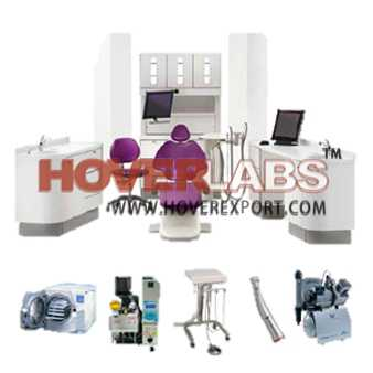 Dental Equipment for Medical lab